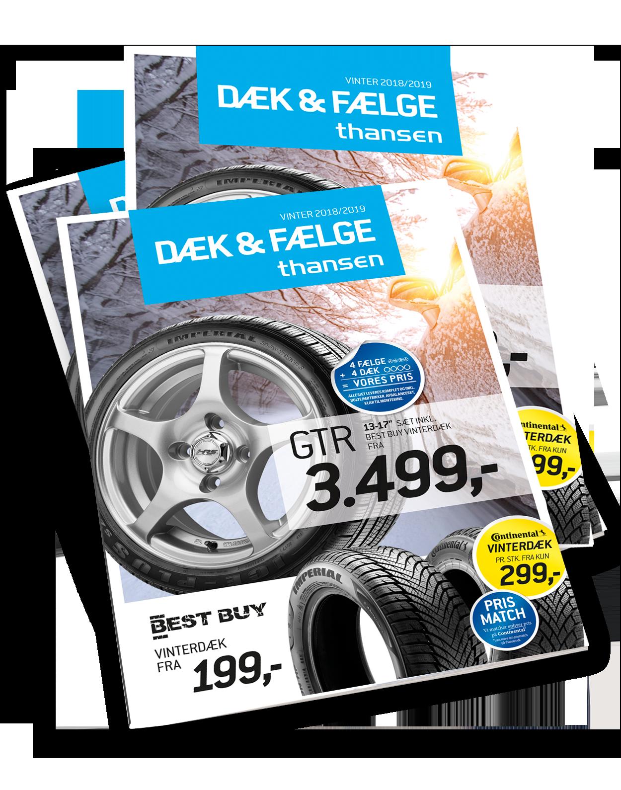 Lækker Dæk og fælge til din bil hos Danmarks største dækcenter - Alt til VD-02