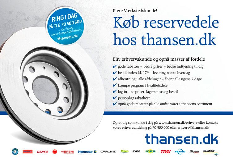 7b3931a31ef Kundeservice - thansen.dk