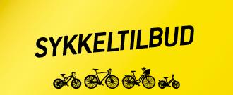 Sykkeltilbud
